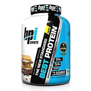 BPI Sports Best Protein, Smores, 5 Pound