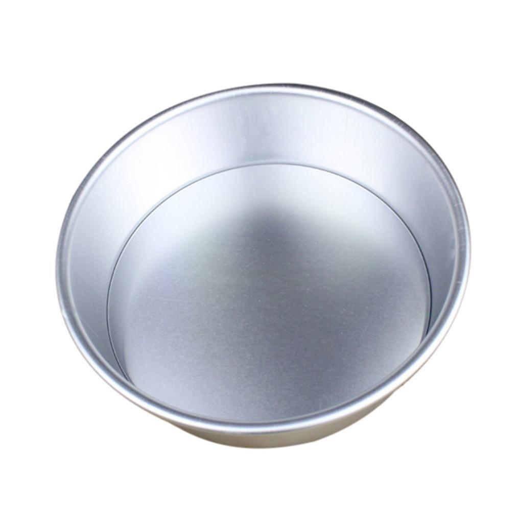 偉大な ikevanラウンドケーキパン-- 2/ 4/ 6 6 4 シルバー/ 7/ 8インチアルミ合金ノンスティックラウンドケーキベーキング金型パン耐熱皿ツール 6 inch:15.2*7cm シルバー 6 inch:15.2*7cm B07CHB3V13, ROUND OVER:2e7602f4 --- a0267596.xsph.ru