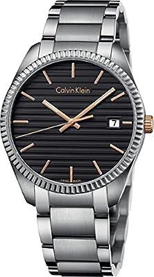 Men's Calvin Klein ck Alliance Stainless Steel Watch K5R31B41