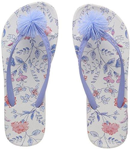 Sea Tongs Femme Y Tom Air Flipflop Ditsy Mehrfarbig white Joule POPBqx0