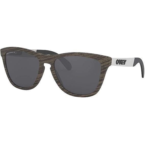 OAKLEY 0OO9428 Gafas de sol, Woodgrain, 55 para Hombre ...