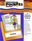 Literature Pockets, Evan-Moor, 1557998221