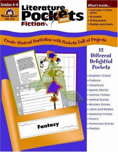 Literature Pockets: Fiction, Grades 4-6+