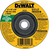 DEWALT DW4428 4-Inch by 1/8-Inch by 5/8-Inch Concrete/Masonry Cutting Wheel (Packaging May Vary)