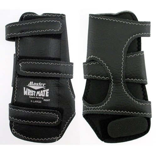 - Master Industries Wrist Mate Bowling Gloves, Regular, Right Hand