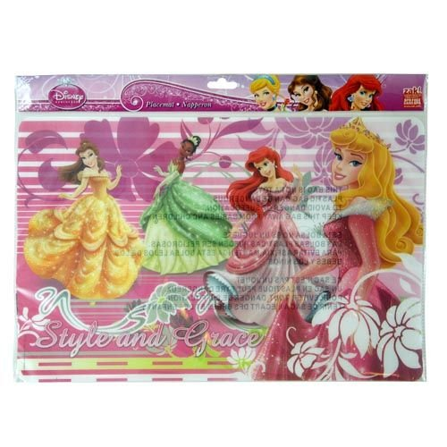 UPD Disney Princess Table Placemats -