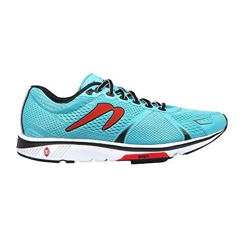 Newton Running Mens Gravity V Green/Blue Sneaker