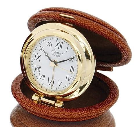 Amazon.com: Rapport reloj despertador de viaje (Tan) by ...