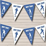 Fortnite Dances Personalized Birthday Party Bunting Banner Garland Flags