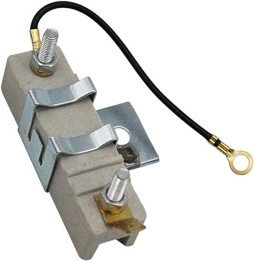 Tickas Ballast Resistor,Ballast Resistor for use with a 1.5 Ohms Ballast Coil