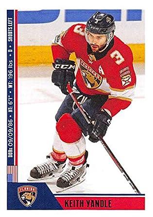 2018-19 Panini NHL Stickers Hockey  98 Keith Yandle Florida Panthers 2258025c3