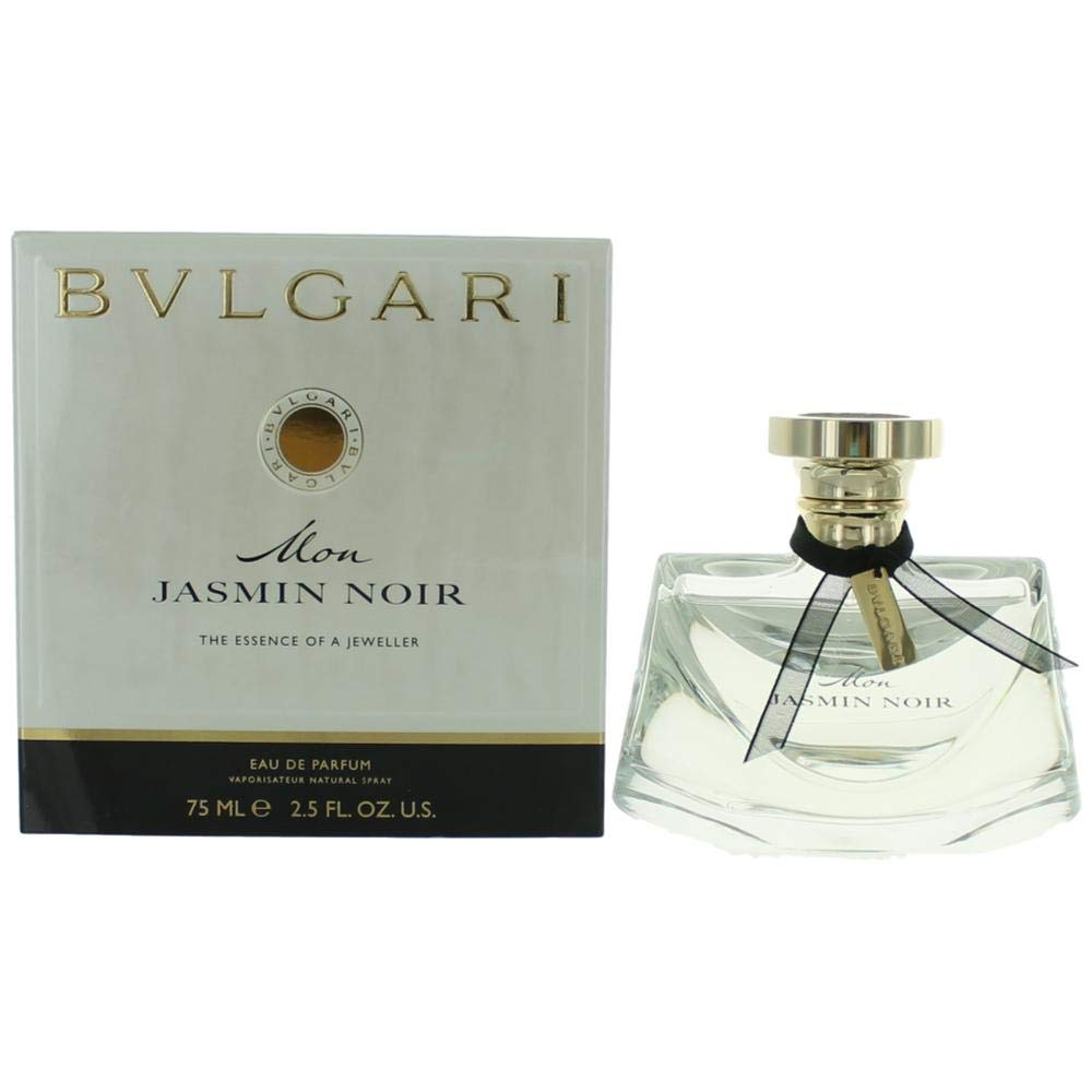 9d203c1bbe5 Amazon.com   Bvlgari Jasmin Noir by Bvlgari for Women - 3.4 Ounce ...
