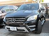 #2: Colgan T-Style Hood Bra Mask Fits 2012-2015 Mercedes Benz ML350 & ML350 BlueTec