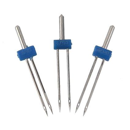 Veroda unidades 3 doble agujas pins para uso doméstico para ...
