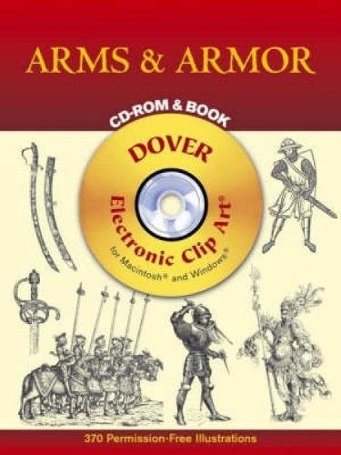 Arms and Armor CD-ROM and Book (Dover Electronic Clip (Guy In Squirrel Costume)