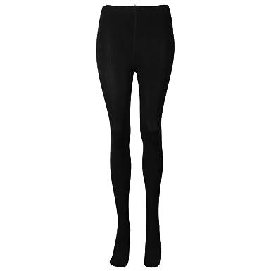 Donna Calore Guard Legging Neri Termici 140 Denari Vestito 0.5 Piccolo Medio Grande