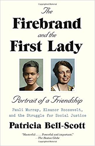 cover of the firebrand and the first lady