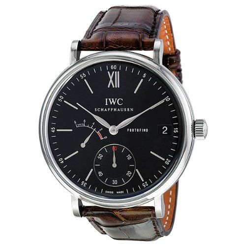 IWC IW510102 - Reloj de pulsera hombre, color marrón
