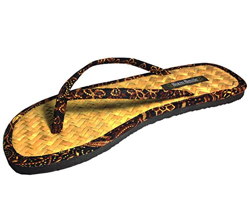Siam-Smile-Womens-Gra-jute-Sandals-General-Wear-Made-From-Natural-Materials-Natural-Fibers