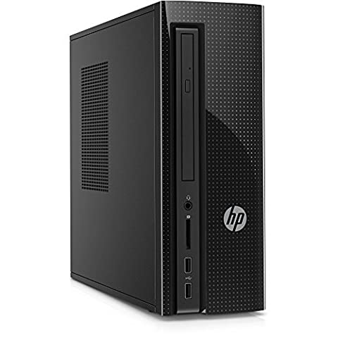 2017 Flagship HP Slimline Premium Business Desktop Computer, Intel Quad Core i5-6400T 2.2GHz CPU, 8GB DDR4 RAM, 1TB 7200rpm HDD, USB 3.0, DVDRW, WIFI, Bluetooth, HDMI, VGA, Windows 10 (Amd Radeon 260)
