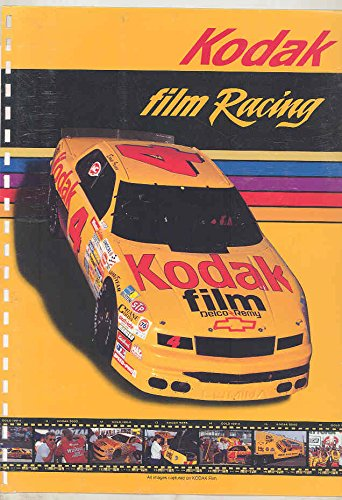 1992 Kodak Film Racing NASCAR Race Car Media Kit Automobile ()