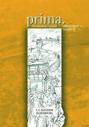 Prima B / prima B AH 3: Zu den Lektionen 43-58