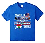 Made in America with Lebanese Parts T-Shirt