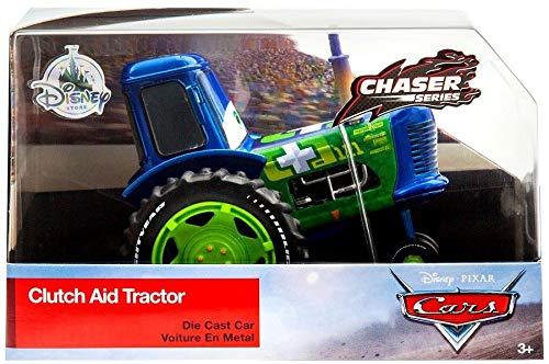 Disney Cars Cars 3 Chaser Series Clutch Aid Tractor Exclusive Diecast Car [並行輸入品] B07L3DDLZ4