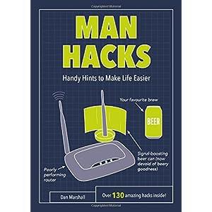 man hacks