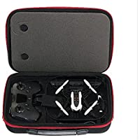 Waterproof Portable Storage Bag for Parrot Mambo Drone, Batteries, USB Line, Remote Controller, Etc.
