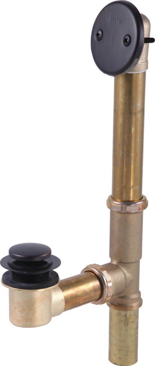 Delta Faucet RP693RB Bath Waste Assembly, Venetian Bronze