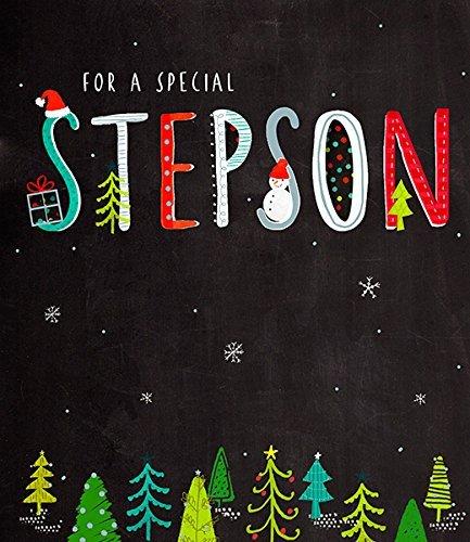 ur Die-Cut Christmas New Greeting Card ()