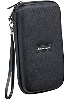 Caseling Hard Case for Texas Instruments TI-Nspire CX Graphing Calculator.  - Mesh Pocket c10da909649e9