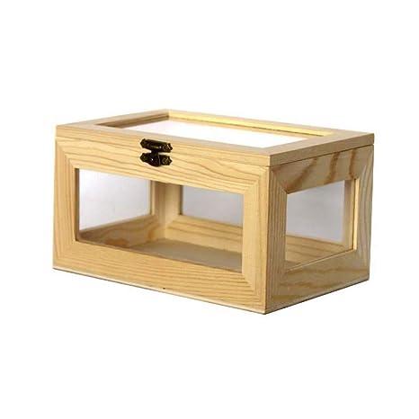 Excellent Gyzs Storage Box Storage Box Wooden Box Glass Box Glass Lid Dailytribune Chair Design For Home Dailytribuneorg
