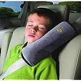 topways® Ceinture de sécurité Siège auto enfant manches Sangle épaule housse de coussin coussin
