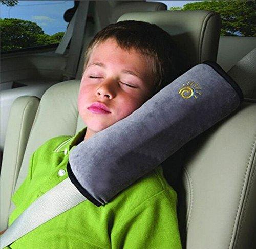 7 opinioni per Topways®- Cuscino imbottito protettivo per bambini, da posizionare sulla cintura
