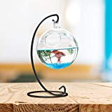 Ornament Display Stand, 3 Pack Iron Hanging Stand