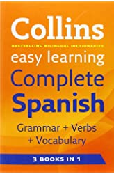 Descargar gratis Easy Learning Complete Spanish Grammar, Verbs And Vocabulary en .epub, .pdf o .mobi
