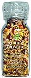 Simply Organic, Mezcla De Sal De Mar Con Especias, 135 Gr.
