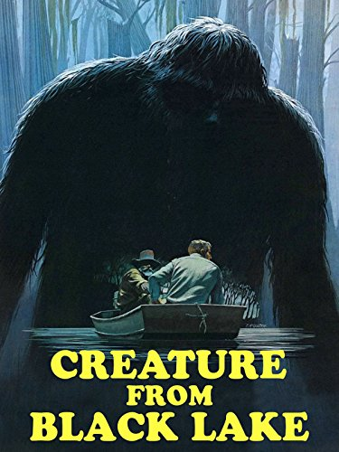 - Creature From Black Lake