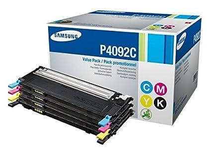 Samsung CLT-P4092C tóner y Cartucho láser - Tóner para impresoras ...