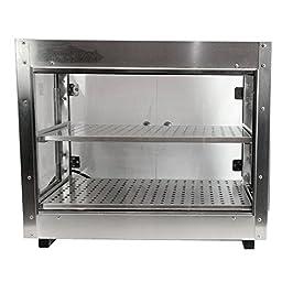 HeatMax 24 x 15 x 20 Food Warmer Heated Display Case
