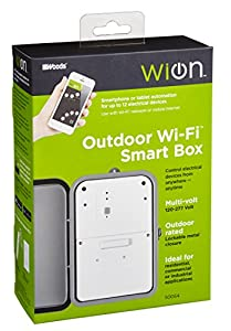 WiOn 50054 Outdoor Wi-Fi Smart Box : Is my wiring correct or is this