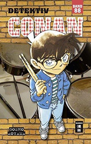 Detektiv Conan 88 Taschenbuch – 1. Juli 2016 Gosho Aoyama Josef Shanel Egmont Manga 3770490800