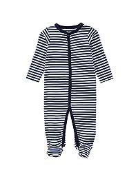 Babe Maps Unisex Babys Footed Sleeper Pajamas Long Sleeved