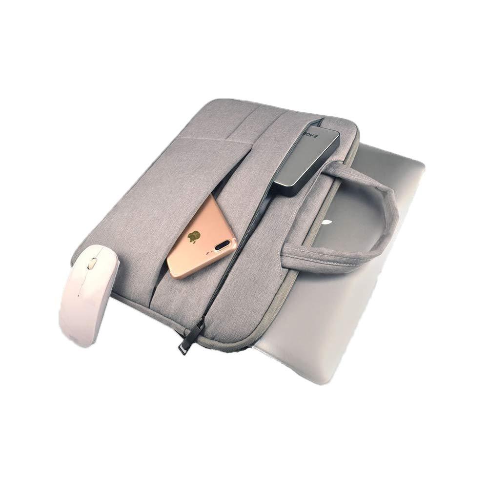 Amyannie Laptop Messenger Bag Bussiness Laptop Notebook Handbag Briefcase Satchel Schoolbag Tablet Carrying Sleeve Case Protector for Women Lady Men Briefcase Laptop Messenger Bag