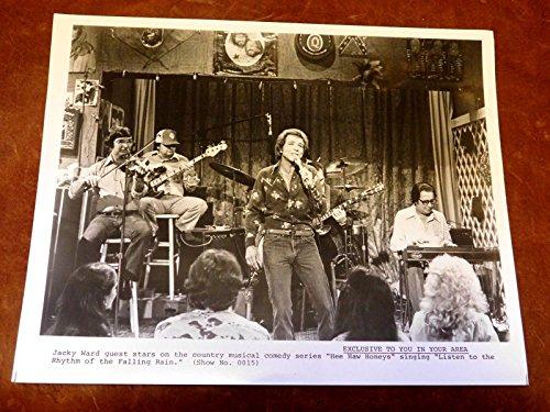 Jacky Ward on Hee Haw Honeys CBS TV Promo Photograph Television 8