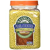 RICESELECT Pearl Couscous with Turmeric, 595 g