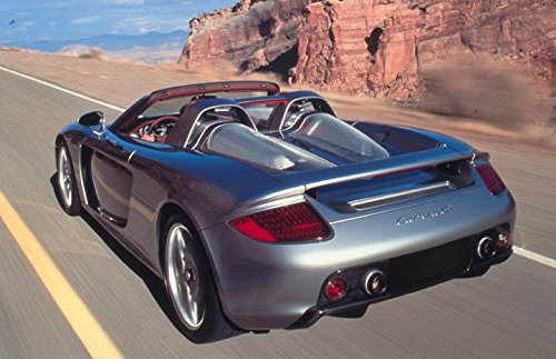 2004-porsche-carrera-gt-automobile-photo-poster
