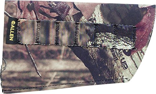 Neoprene Buttstock Shell Holders (Allen Camo Neoprene Buttstock Rifle Shell Holder, 6 Cartridges)